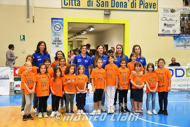 Volley Pool Piave: 1° Torneo minivolley