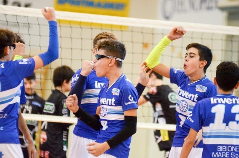 VTC Invent San Dona' vince la Coppa Veneto U13 M