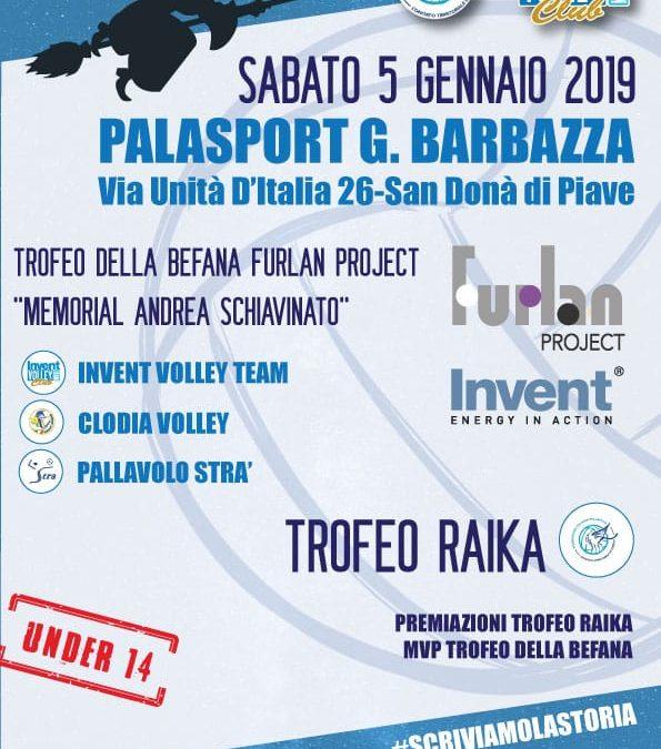 Trofeo RAIKA U14 Maschile