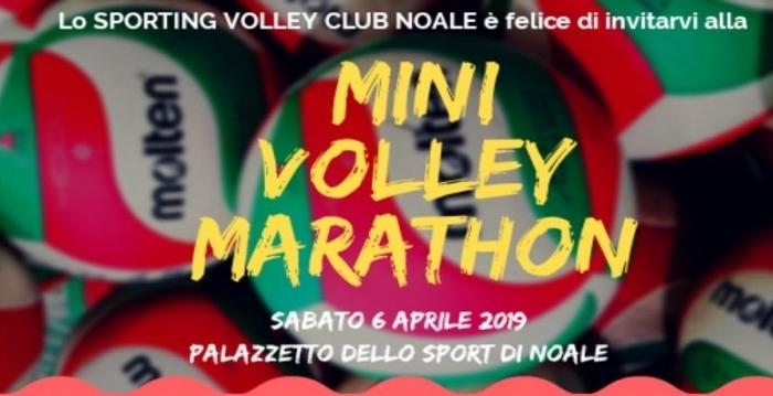 Torneo Minivolley Noale