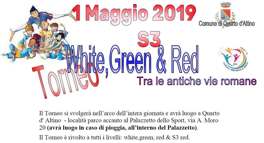Torneo Primavera Annia – 01.05.19
