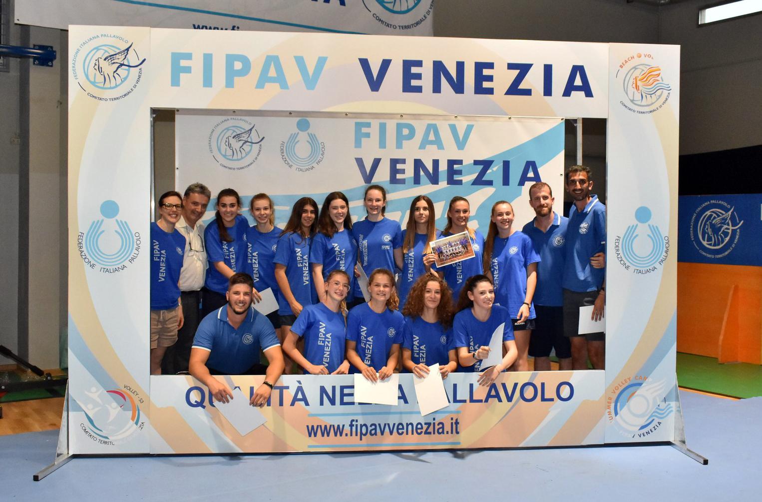 Fipav Veneto Calendario.Fipav Venezia La Qualita Nella Pallavolo