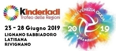 Trofeo delle Regioni – Kinderiadi 2019