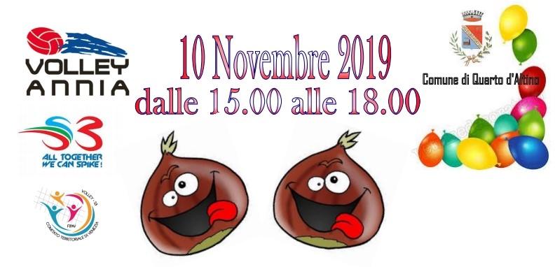 Torneo Volley S3 Annia Quarto d'Altino
