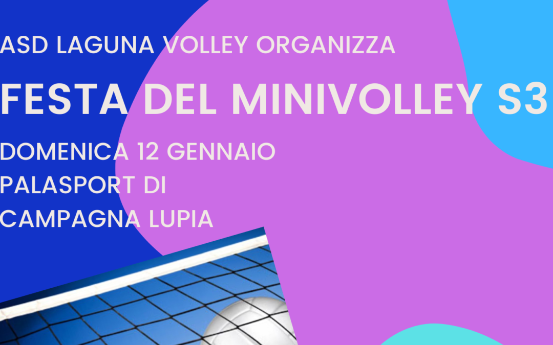 Torneo Volley S3 Campagnalupia