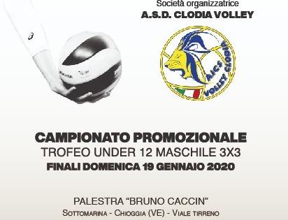 Finali Trofeo U12 Maschile 3×3 – Chioggia