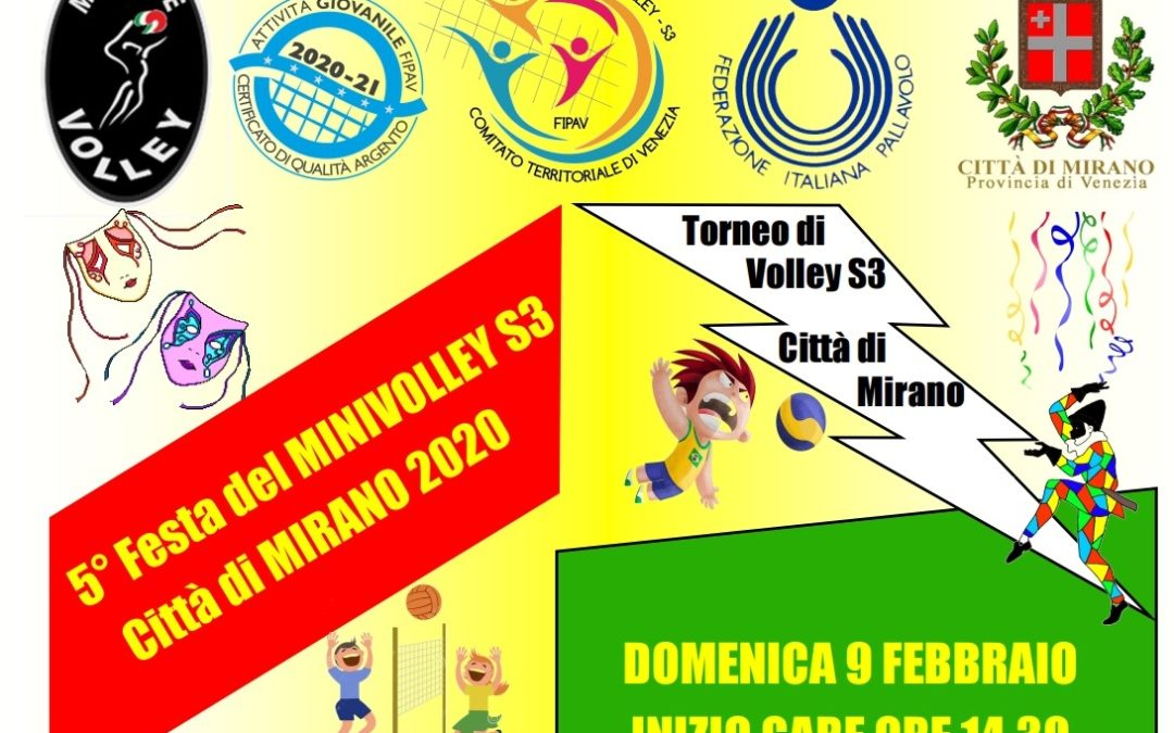 Torneo Volley S3 Mirano