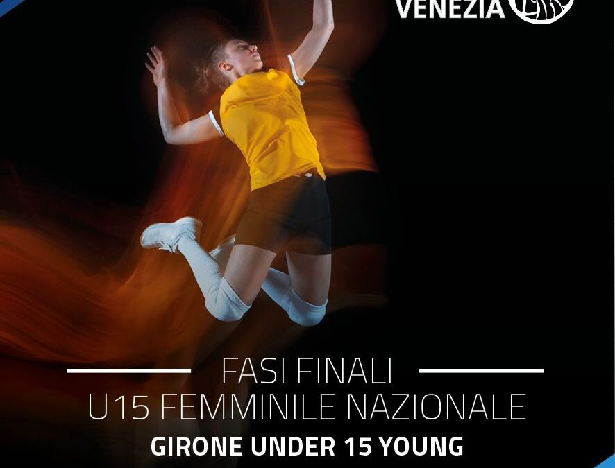 Finale Under 15 Femminile Nazionale – Girone Young