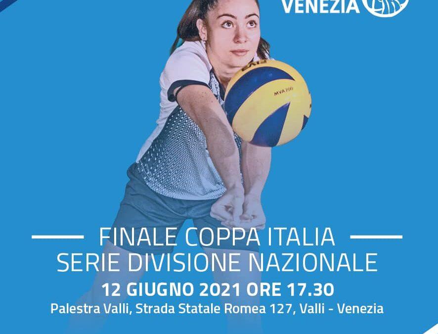 Finale Coppa Italia Femminile Serie Divisione Nazionale