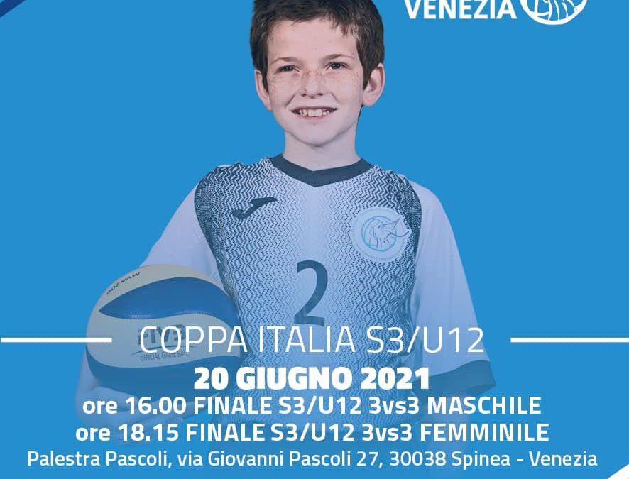 Finali Under 12 / S3 Coppa Italia