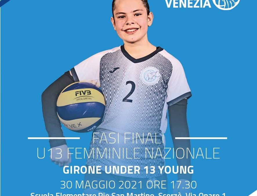Finale Under 13 Femminile Nazionale – Girone Young